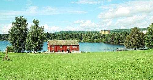 Ferienhaus Hedmark in Norwegen flickr (c) dreamhamar CC-Lizenz
