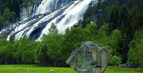 Hordaland in Norwegen flickr (c) Odda Kommune