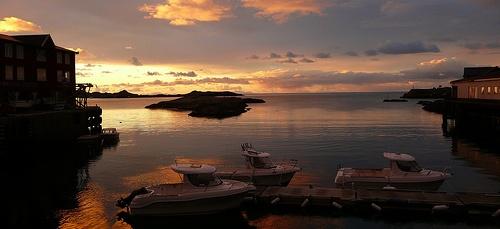 Ferienhäuser in Nordland flickr (c) Sberla CC-Lizenz