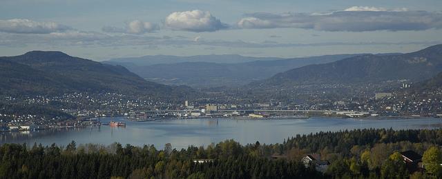 Ferienhaus in Drammen (c) flickr eutrophication&hypoxia CC-Lizenz