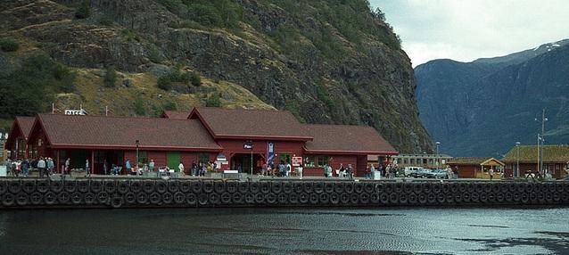 Flambahn in Norwegen flickr (c) Hohlkoerper CC-Lizenz