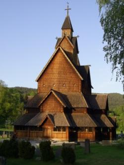 Stabkirche von Heddal in Norwegen (c) ferienhausinnorwegen