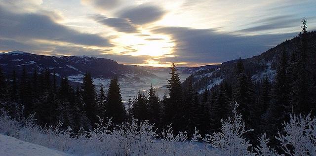 Skifahren in Norwegen flickr (c) Pete the Painter CC-Lizenz