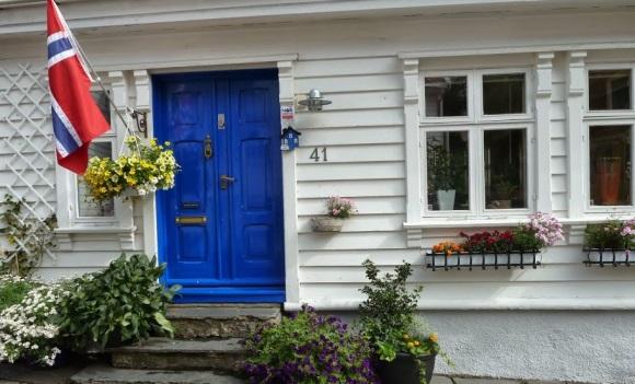 Stavanger Altstadt - Gamle Stavanger @ferienhausinnorwegen