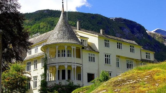 Hotel Mundal in Fjærland